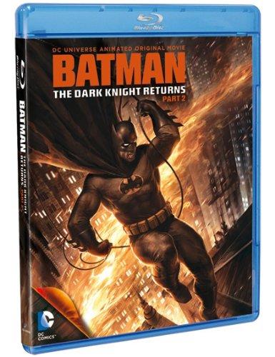 El Regreso Del Caballero Oscuro (Segunda Parte) [Blu-ray] 51vSZoE7sbL