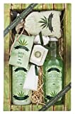 Luxus Cannabis Spa Geschenk Pack – Original PURE Naturkosmetik