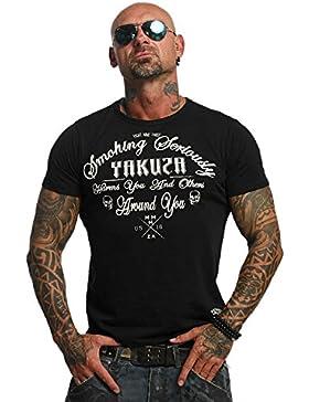 Yakuza Original Herren Smoking Seriously T-Shirt
