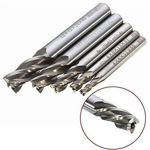drillpro-5pcs-4-6-8-10-12-mm-4-flauta-end-mill-cortador-hss-recto
