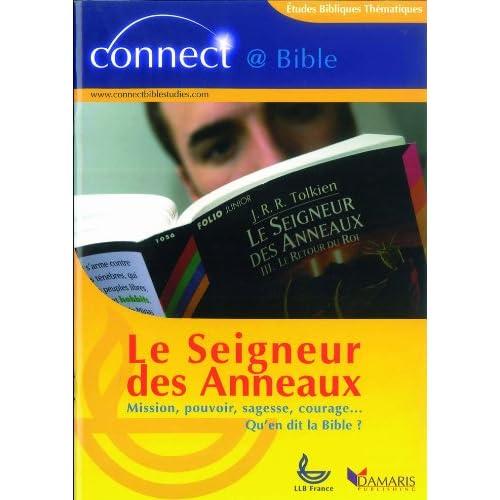 Etudes bibliques thématiques Connect : Le Seigneur des Anneaux