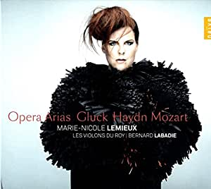 Marie-Nicole Lemieux: Opera Arias Gluck Haydn Mozart
