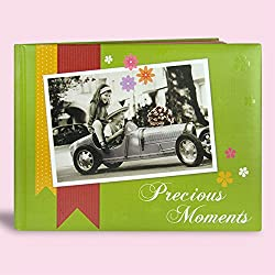 ARCHIES PRECIOUS MOMENTS SCRAPBOOK - BEST GIFT FOR BIRTHDAY, ANNIVERSARY, CHRISTMAS, NEW YEAR, FRIENDS, SISTER AND YOUR LOVED ONES