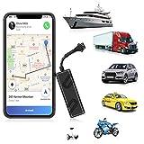 ANKEWAY GPS Tracker per Auto, TK205 Mini Localizzatori GPS per Auto in Tempo Reale Antifurto GPS Tracker per 9-90V Tensione Flotta/Camion/Autobus/Moto/Scooter (Gratuito per Vita Super App)