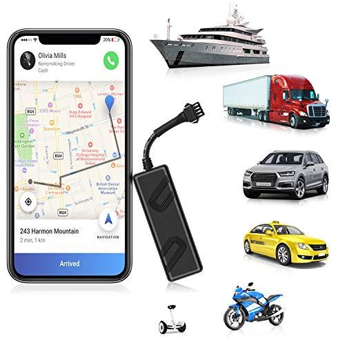ANKEWAY 2020 New Mini Localizador GPS para Coche Dispositivo de Seguimiento GPS...