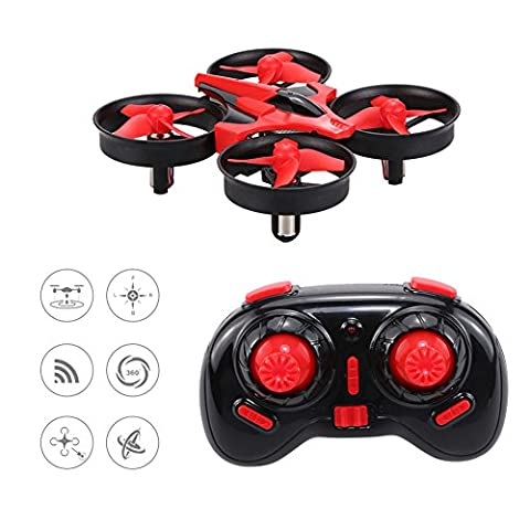 Kingtoys NH010 Mini RC UFO Drone Quadcopter 2.4 G 4CH