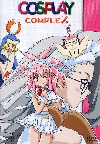 Anime über Cosplay-Otakus mit großem Comedy-Anteil.