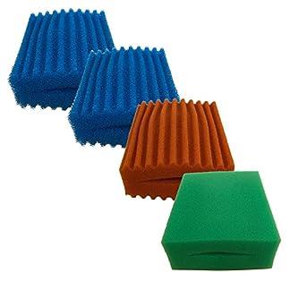 finest-filters oase biosmart 18000 compatible filter foam set (biotec 5.1) Finest-Filters Oase Biosmart 18000 Compatible Filter Foam Set (Biotec 5.1) 51vSeZKojeL
