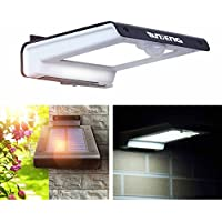 Al aire libre solar luces, vandeng Super Bright 32LED Solar con Sensor de movimiento impermeable seguridad lámpara de pared para camino porche Patio jardín paso estanque