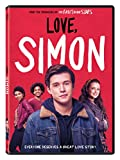 LOVE SIMON - LOVE SIMON (1 DVD)