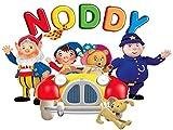 "Plush toy Noddy 14""/37cm - Quality Velboa"