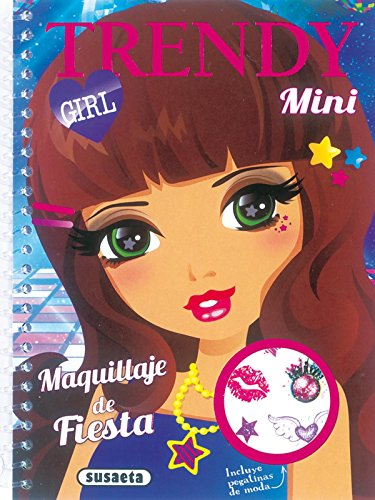 Maquillaje de fiesta (Mini Trendy Girl)