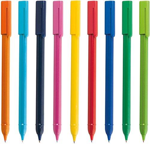 100 pezzi penne personalizzabili personalizzate con nome logo o slogan gadget promozionali - july pd447 - stampa 1 colore