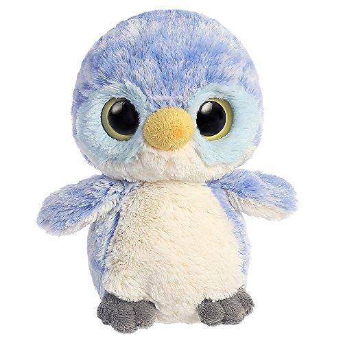 Aurora - 29127 - Peluche - Kouki le Curieux Pingouin Farfelu - YouHou et ses Amis - Taille Petit