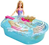 Barbie Swimmin' Pup Pool Doll