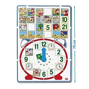Akros 30255 - Reloj autónomo y gestión del Tiempo
