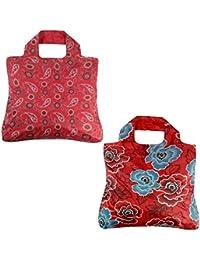 Envirosax Anastasia Reusable Grocery Bag, Set Of 2