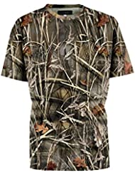 Percussion - T-Shirt manches courtes Ghostcamo Wet Percussion