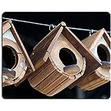 Luxlady ratón para Gaming imagen ID: 21491949casa de pájaros de madera fondo