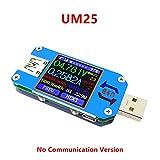 ARCELI APP USB 2.0 Type-C LCD Voltmètre ampèremètre Tension Courant Compteur...