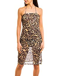 Kiniki Luanda Vestido que permite el bronceado