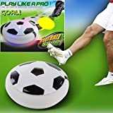 #2: Zest 4 toyz Pro Football Soccer Game with Colourfull LED Lights, Multi Color