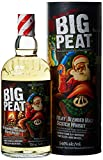 Big Peat Limited Christmas Edition 2016 All ISLAY Small Batch Cask Strength Whisky mit Geschenkverpackung (1 x 0.7 l)