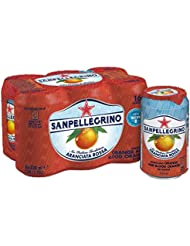 San Pellegrino Blood Orange 6x330ml