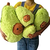 ❤️❤️ AMhomely (Clearance sale)❤️❤️ Cute Stuffed Avocado Toy Kids Soft Plush Toys Pillow Cushion for Baby Girls Boys Birthday Party Gift, Different Sizes