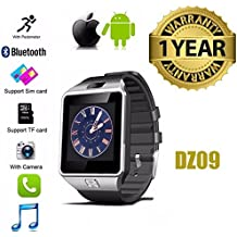 MacBerry Oppo Neo 7 4G Compatible DZ09 Bluetooth Smart Watch Phone - Sim Card & Memory Slot - Camera ( Random Color)