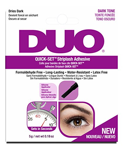 ARDELL Quick-Set Adhesive Dark, 25 g - Duo Lash