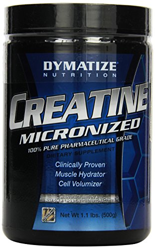 Dymatize Creatine Micronized , 1er Pack (1 x 500 g)