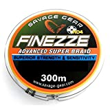 Savage Gear Finezze Braid HD4 300 m – Kinder (46912)