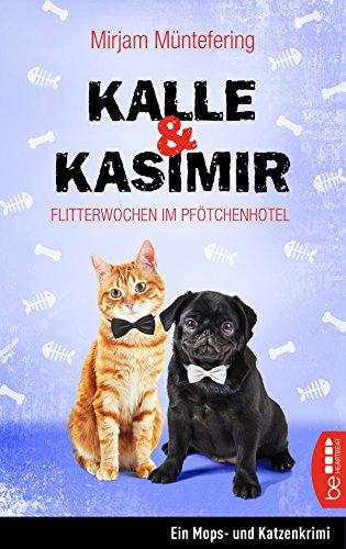 Buchseite und Rezensionen zu 'Kalle und Kasimir' von Mirjam Müntefering