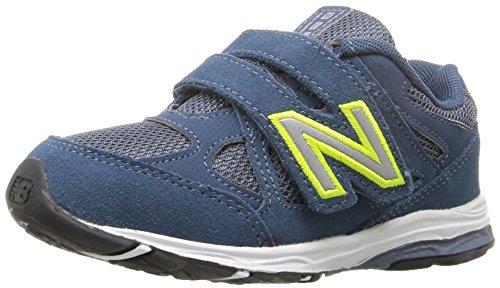 New Balance KV888V1 Infant Running Shoe (Infant/Toddler) Blue/Yellow
