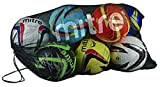 Mitre H7010 Football Basketball 10 Ball Storage Holdall Bag Mesh Carry Net Only