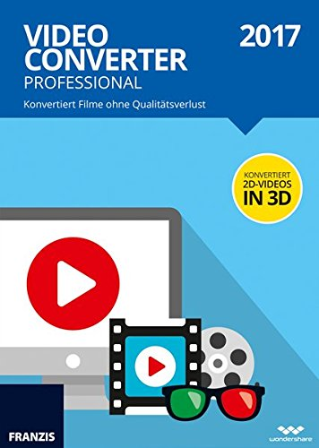 Franzis Video Converter 2017 Professional (Ac-dv Tv)