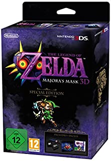 The Legend of Zelda : Majora's Mask 3D - édition collector (B00S84UAIM) | Amazon price tracker / tracking, Amazon price history charts, Amazon price watches, Amazon price drop alerts