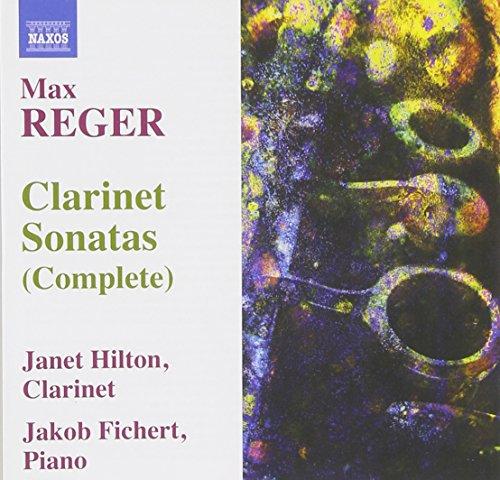 sonates-pour-clarinette-integrale