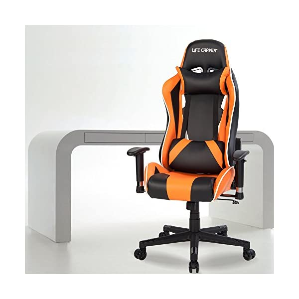 Office Chair Executive Gaming Swivel Desk Sport Computer Recliner Leather UK