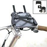 Kingwon Bike Fernbedienung Controller 3D Halterung Bedruckte für DJI Mavic Pro/DJI Mavic Air/DJI Spark, für Fahrrad handbar in 20–24mm Durchmesser