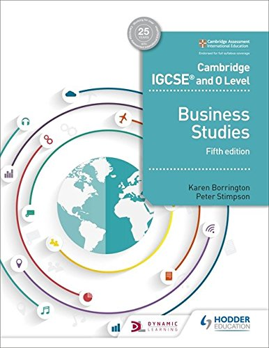 Cambridge IGCSE and O Level Business Studies 5th edition, used for sale  Delivered anywhere in UK