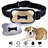 Dog Bark Halsband, hojuns Humane No Schock Anti Bark Training Halsband, 7 Stufen Progressive Sound und Vibration, um Bellen für kleine medium Große Hunde