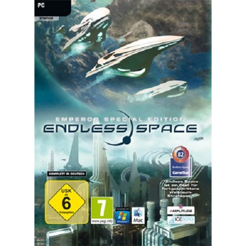 Endless Space [PC Code - Steam]