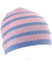 Girls Bonnet tricoté-GL071 en 3 coloris disponibles