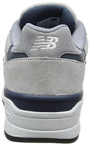 sports shoes c13ae 73b56 ... New Balance 597, Baskets Basses Homme Multicolore (Grey Teal) ...