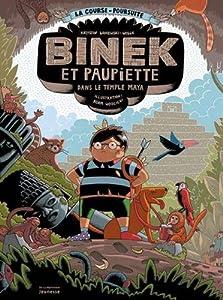 """Afficher """"Binek et Paupiette dans le temple maya"""""""
