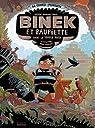 Binek et Paupiette dans le temple Maya La course-poursuite par Laniewski-wollk
