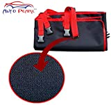 #10: Auto Pearl - Premium Make Red Black Car Pet Seat Cover For - All Cars
