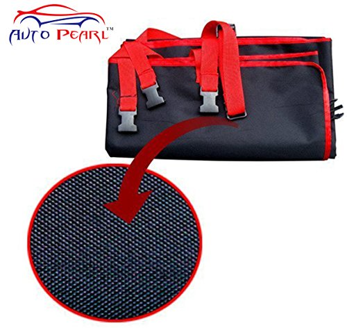 auto pearl - premium make red black car pet seat cover for - all cars Auto Pearl – Premium Make Red Black Car Pet Seat Cover For – All Cars 51vT 2BzFoDYL